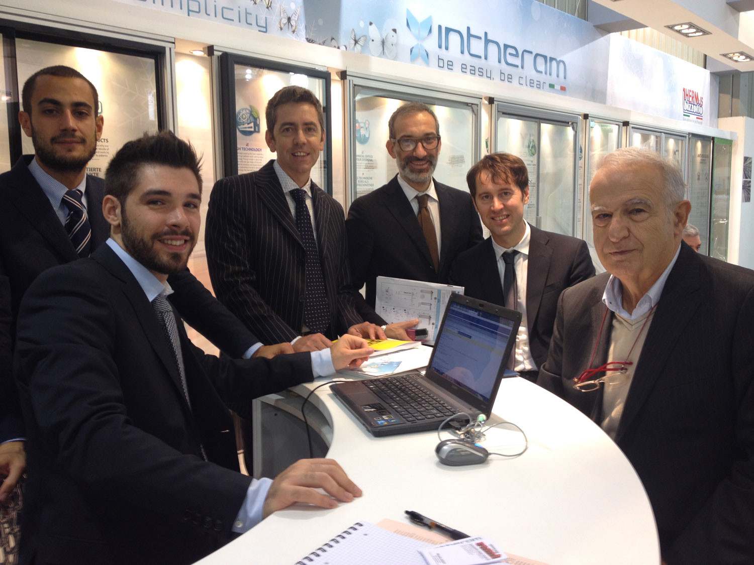 Chillventa 2014 - Officine Rami